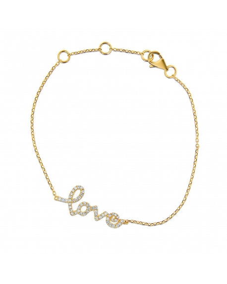 Love Bracelet in 18k Yellow Gold