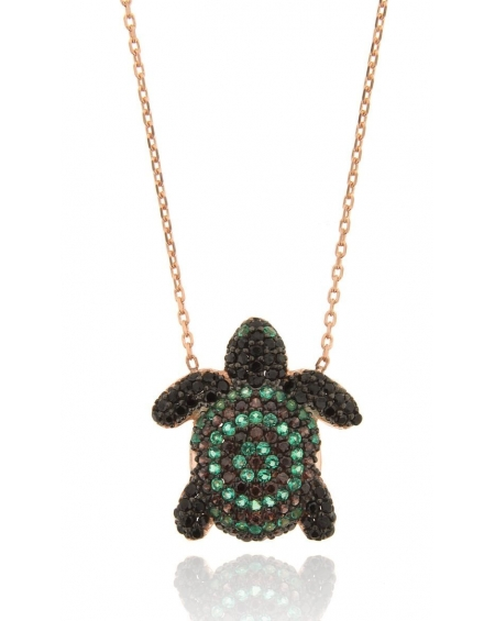 Slowy Turtle Necklace