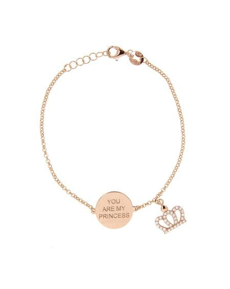 Sterling Silver You are my Princess Bracelet