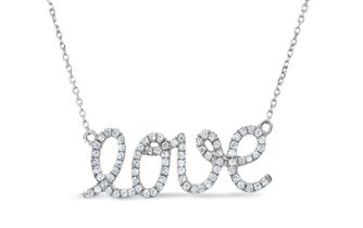Love Knot Necklace- An Eternal Gift of Love