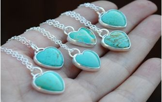 How is it made - Turquoise Jewelry